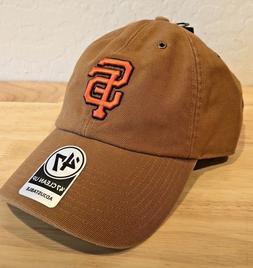 bc97f5c2d5f Carhartt x 47 San Francisco Giants Baseball Hat Cap Adjustab