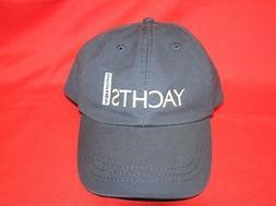 ADAMS YACHTS INTERNATIONAL HEADWEAR BASEBALL CAP HAT NAVY BL